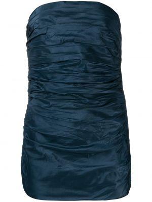 Gorset - niebieski Yves Saint Laurent Pre-owned