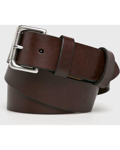 Ремень кожаный с пряжкой Polo Ralph Lauren
