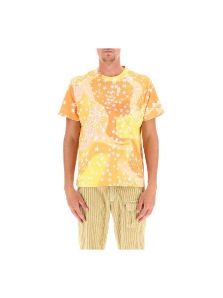 Żółta t-shirt Erl