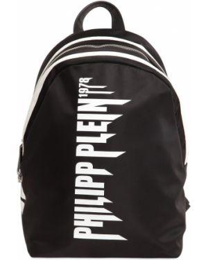 Plecak z logo Philipp Plein Junior