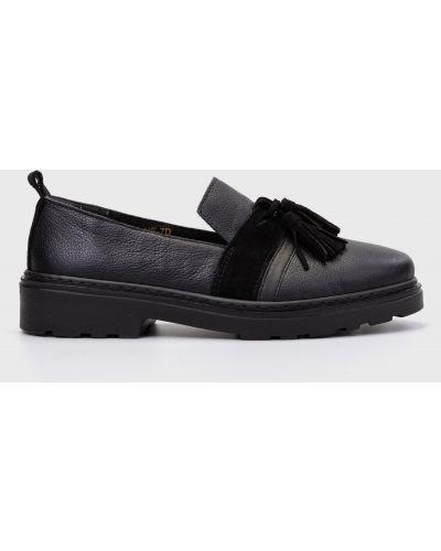 Текстильные повседневные классические туфли -