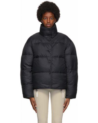 Стеганая куртка - черная Acne Studios