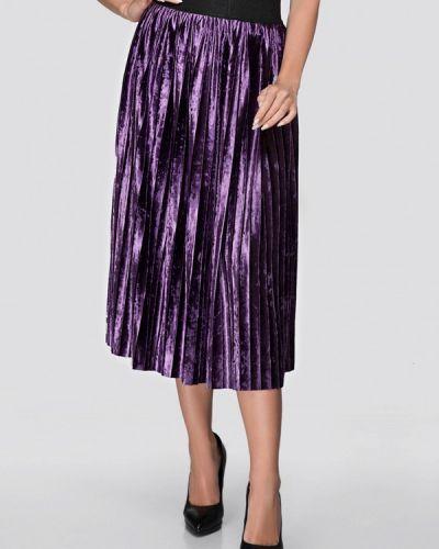 Фиолетовая юбка German Volf