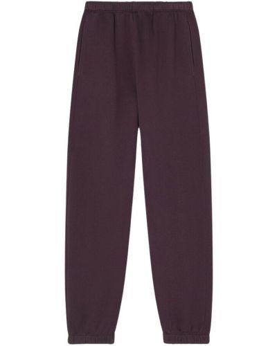 Spodnie vintage - fioletowe American Vintage