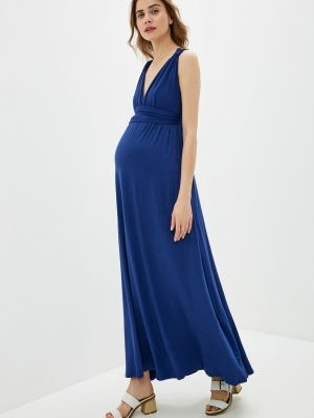 Платье синее весеннее Envie De Fraise