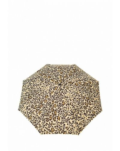 Желтый зонт складной Gf Ferre
