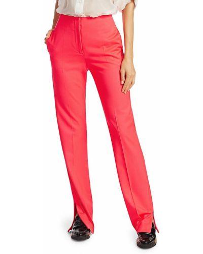 Różowe spodnie wełniane Rag & Bone