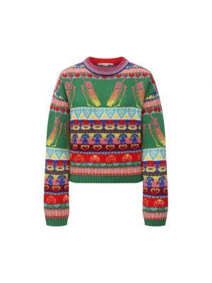 Шерстяной свитер Stella Mccartney