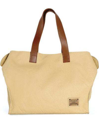 Żółta torebka Alessia Santi