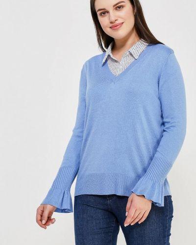 Фиолетовый пуловер Violeta By Mango