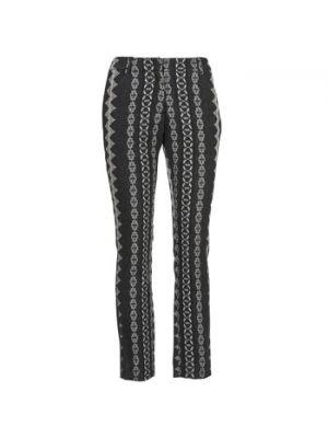 Szare spodnie Manoush