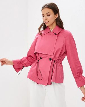 Куртка весенняя розовая Annborg