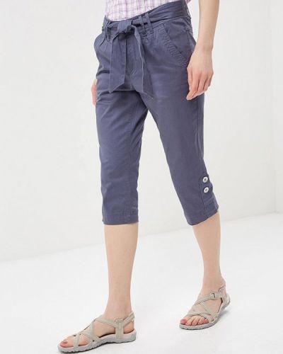 Синие брюки Luhta