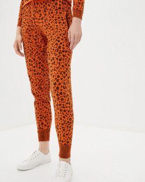 Оранжевые брюки Nataclub