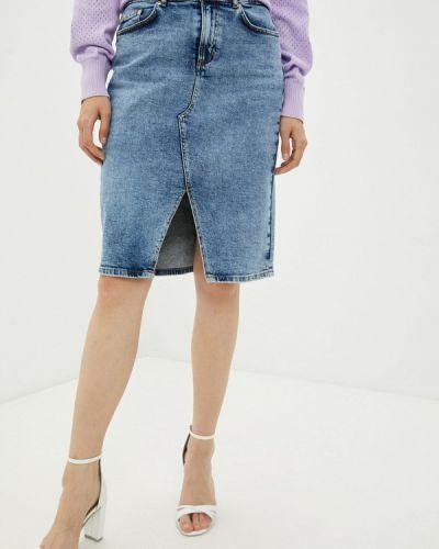 Джинсовая юбка B.young