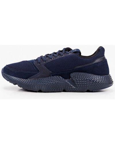 Низкие кроссовки - синие Kazar Studio