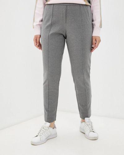 Серые брюки повседневные Madeleine