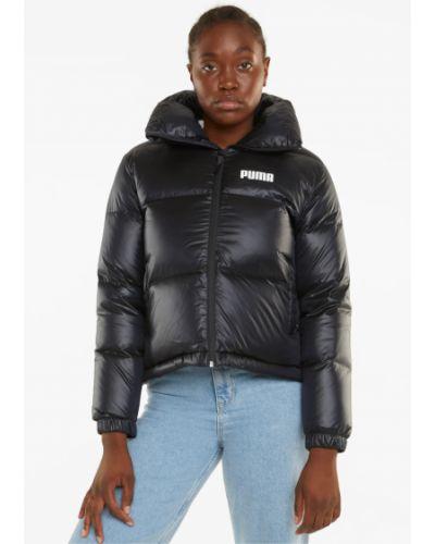 Пуховая куртка - черная Puma