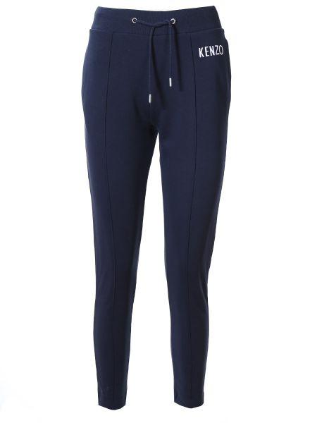 Спортивные брюки укороченные со стрелками Kenzo