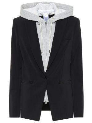 Нейлоновая черная куртка Veronica Beard