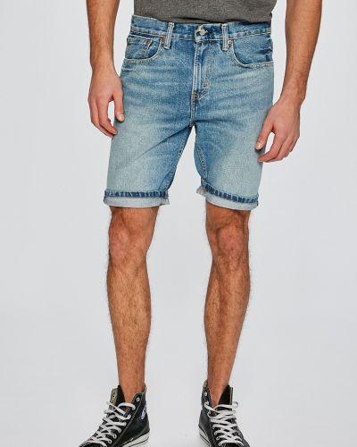 Джинсовые шорты с карманами синий Levi's®