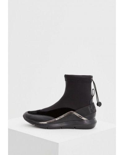 Высокие кроссовки 2019 черный Karl Lagerfeld