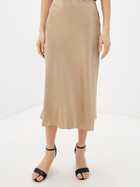 Платье бежевое широкое Polo Ralph Lauren