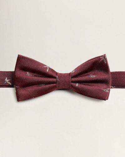 Krawat z wzorem Mango Man