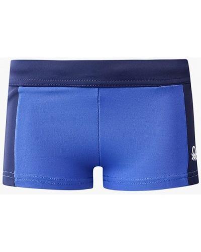 Плавки синие United Colors Of Benetton