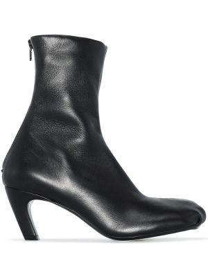 Czarne ankle boots Khaite
