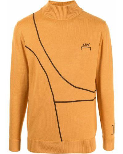 Golf - pomarańczowy A-cold-wall*