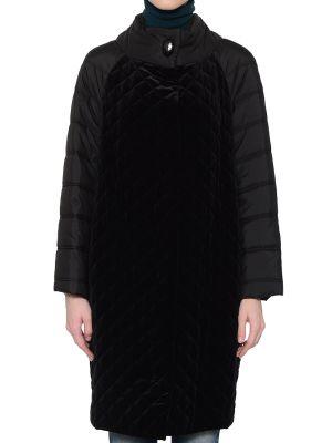 Куртка из полиэстера - черная Darling