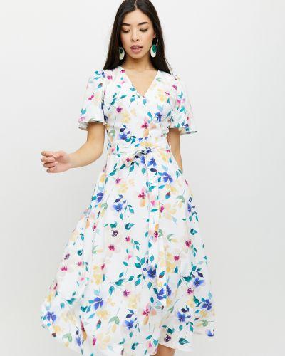 Платье с V-образным вырезом Cardo