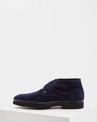 Ботинки осенние высокие замшевые Aldo Brue