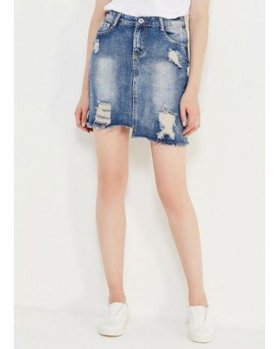 Джинсовая юбка с рукавом 3/4 Top Secret