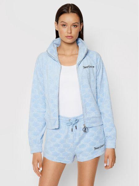 Bluza - niebieska Juicy Couture