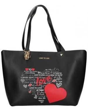 Czarna torebka Love To Love