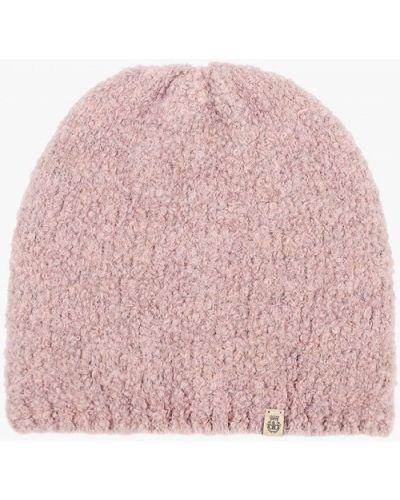 Розовая шапка Roeckl