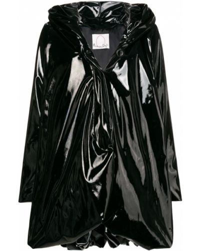 Пальто с капюшоном айвори Romeo Gigli X Eggs