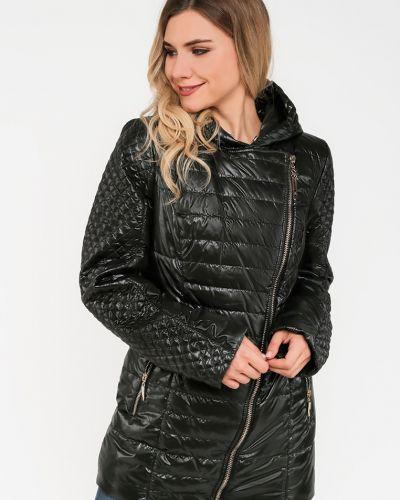 Куртка с капюшоном - черная Modniy Oazis