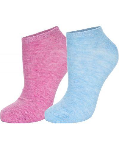 Спортивные носки - голубые Wilson