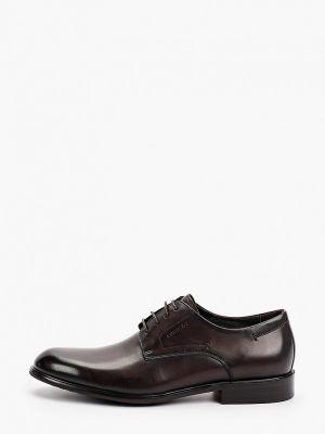 Коричневые весенние туфли Abricot