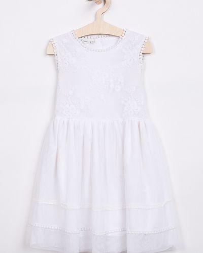 Платье расклешенное с вышивкой Name It