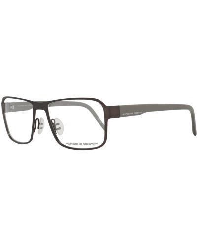 Brązowe okulary Porsche Design