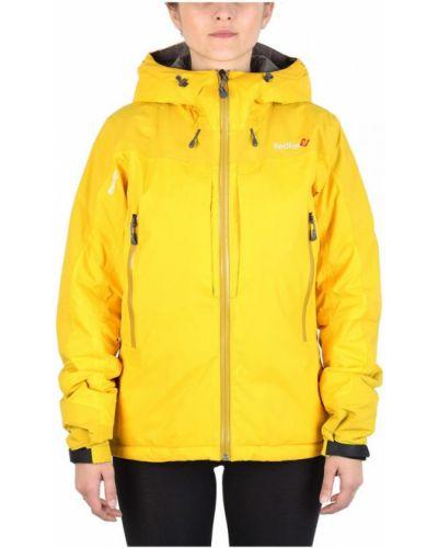 Желтая утепленная куртка Red Fox