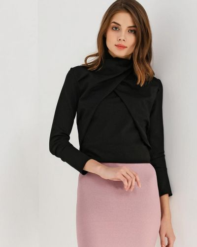 Блузка черная Chic