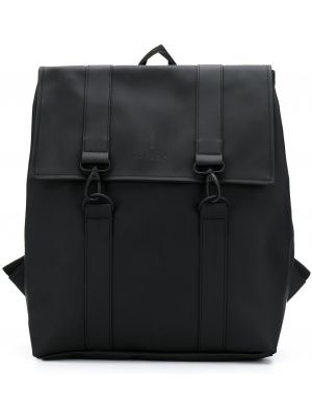 Рюкзак черный Rains