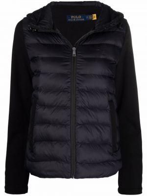 Куртка с капюшоном - черная Polo Ralph Lauren