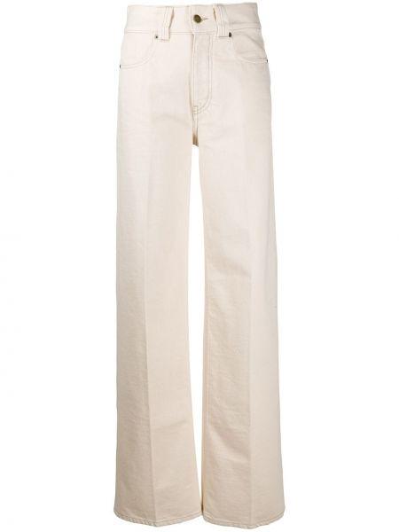 Широкие джинсы с карманами Victoria, Victoria Beckham
