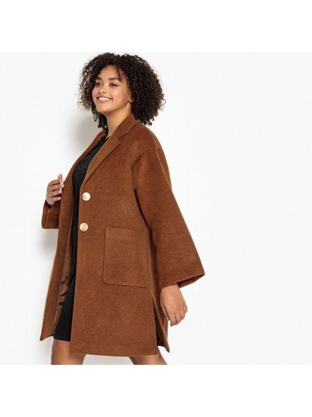 Пальто до колен шерстяное Castaluna